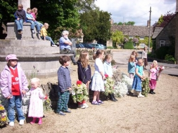 An ancient Bampton tradition